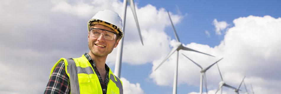Porteur de projets éoliens et solaires